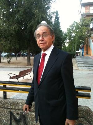 DON LUIS RÓDRÍGUEZ RAMOS, Catedrático de Derecho Penal y fundador y socio director de RODRÍGUEZ RAMOS ABOGADOS.
