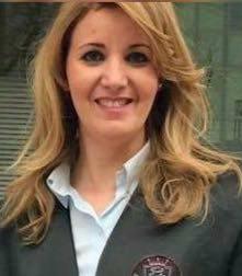 Informa    Doña AZIZA MAGHNI, Abogada . Secretaria de Iniciación a la Abogacía de APROED . .