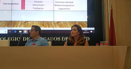 D.  Francisco José LAGUNAS  y Doña  Elena CALONGE CRUZADO