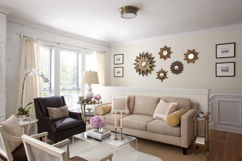 Living Room by Wendy Labrum Interiors, LLC.