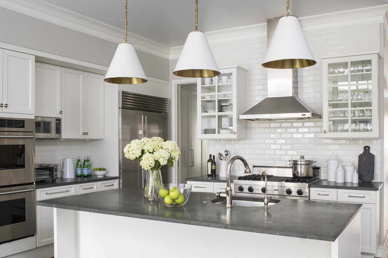Kitchen by Wendy Labrum Interiors, LLC.