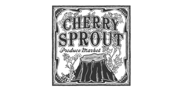 Cherry Sprout Produce   One Block North of NE Alberta/Albina in Portland  A great neighborhood store, amazing staff, great prices, and an awesome park for picnicking in the summer!