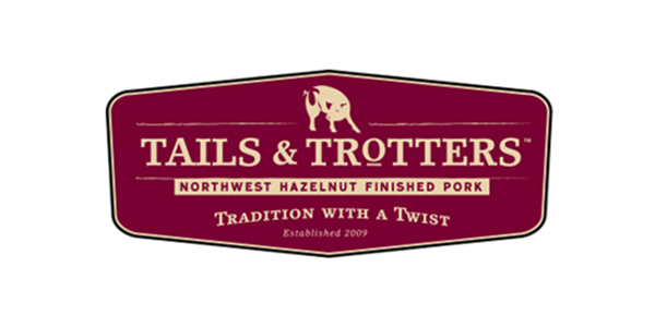 """Tails and Trotters   NE 24th Between Glisan and Sandy in Portland   Selling all flavors of our chile as well as their Los Roast stuffed""""Santa Fe Sausages"""" (To die for!)"""