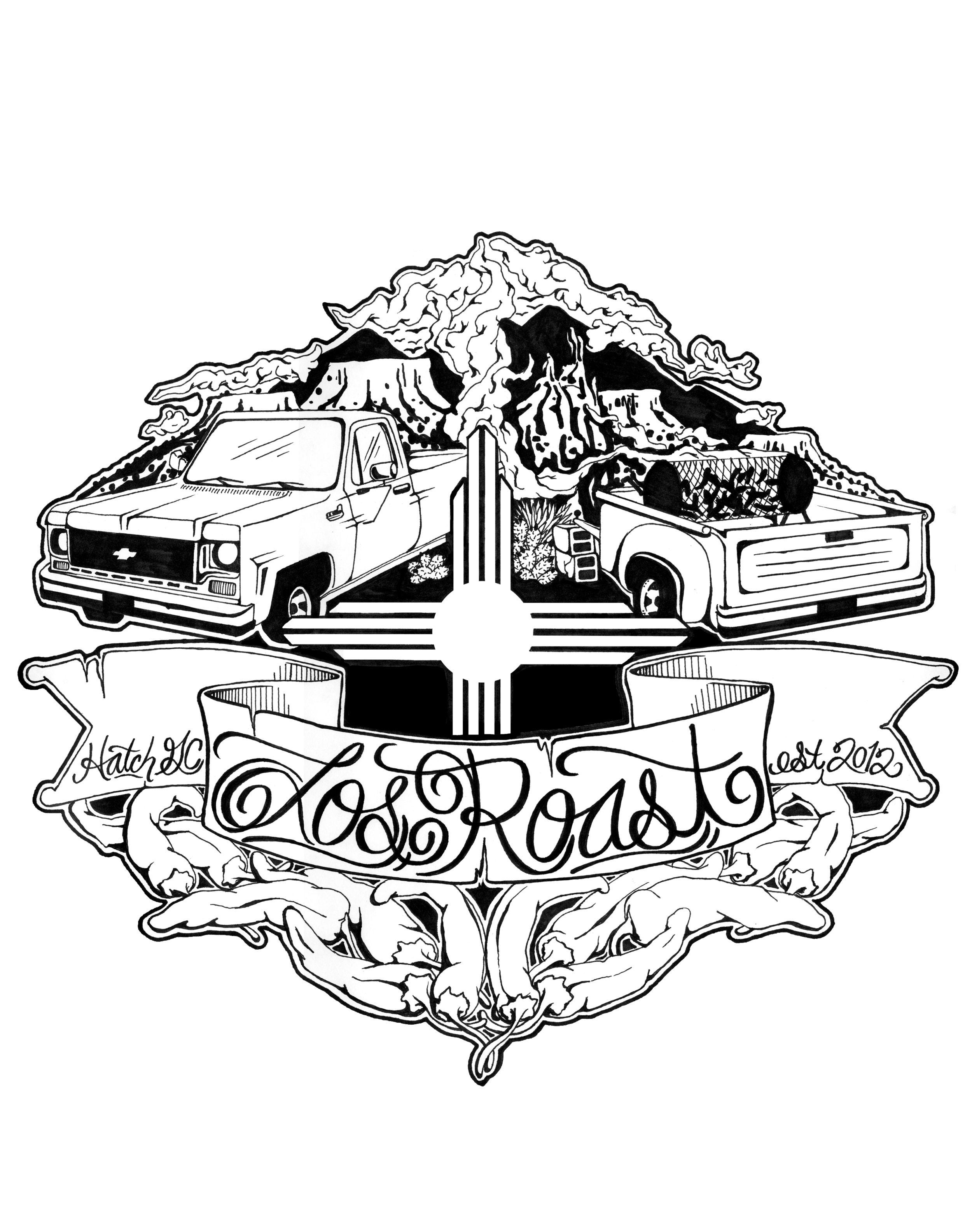 Our original logo.