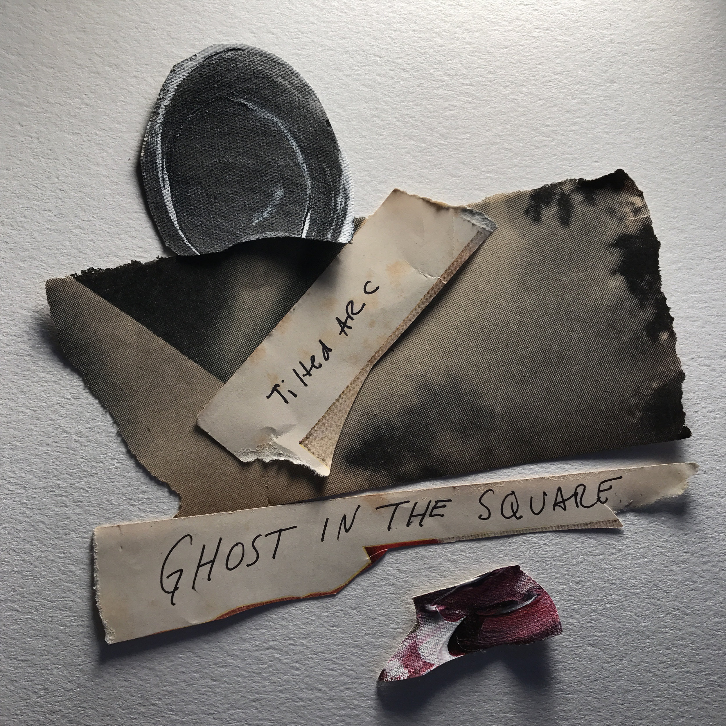 Tilted Arc - Ghost in the Square single - Listen and Buy