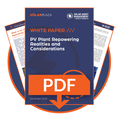 White Paper - Repowering 2018