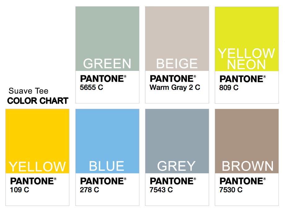 Pantone Pairing Palette