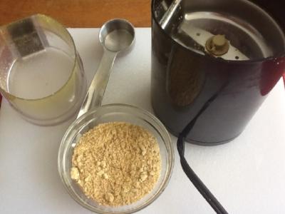 ground flax w grinder side view.jpg