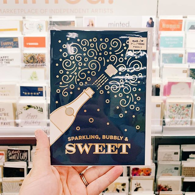 I worked for Target as a graphic designer and art director for six years. Honestly, seeing something you created at The Bullseye NEVER gets old. But I won't lie, having it be something I collaborated on with my bestie does make it extra special 😥 nope. Not tearing up.  #target #targetfinds #targetdoesitagain #minted #mintedartist #birthday #graphicdesign #artlicensing