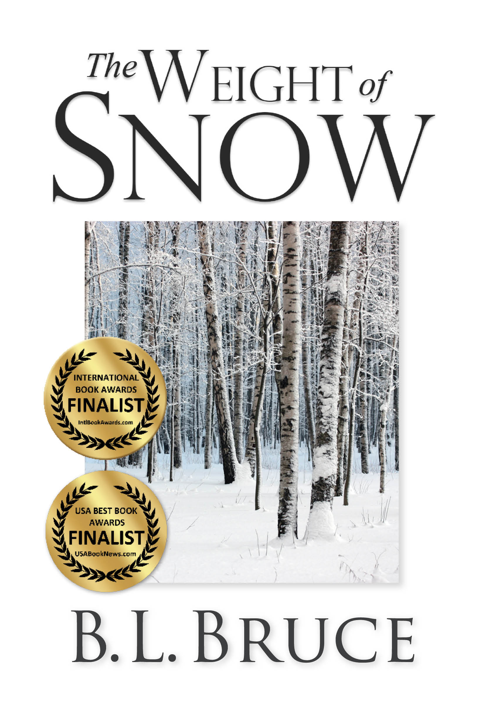 The Weight of Snow: New & Selected Poems (Second Edition)