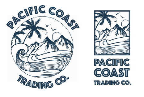 Pacific Coast Trading Co. Logos.png