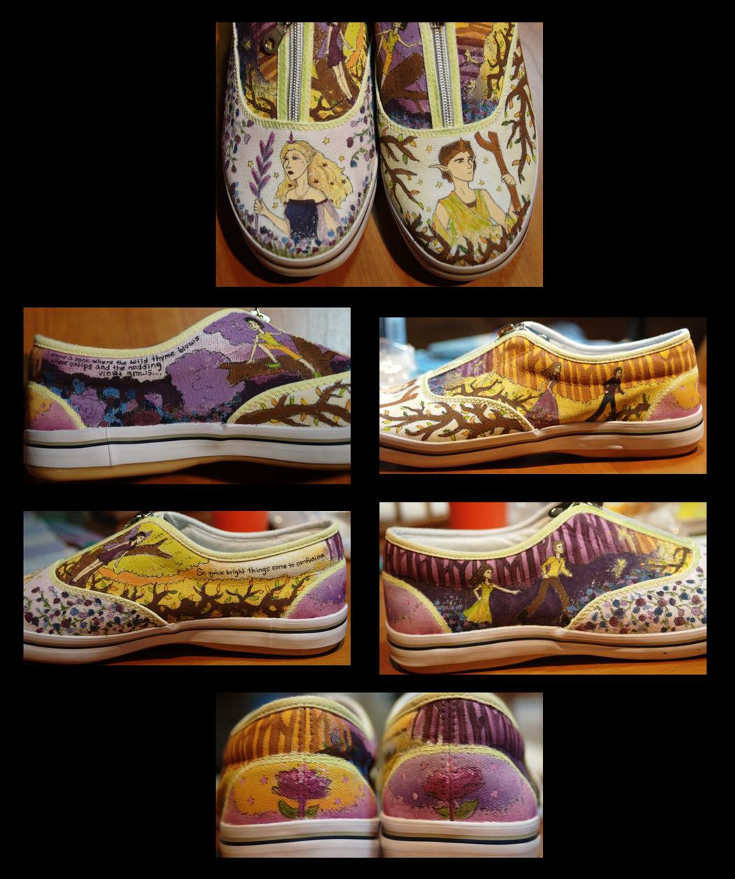 A Midsummer Night's Dream Shoes