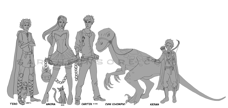 D&D Characters 2
