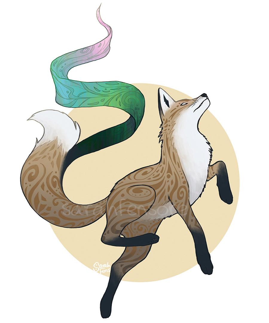 Revontulet (Aurora Fox)