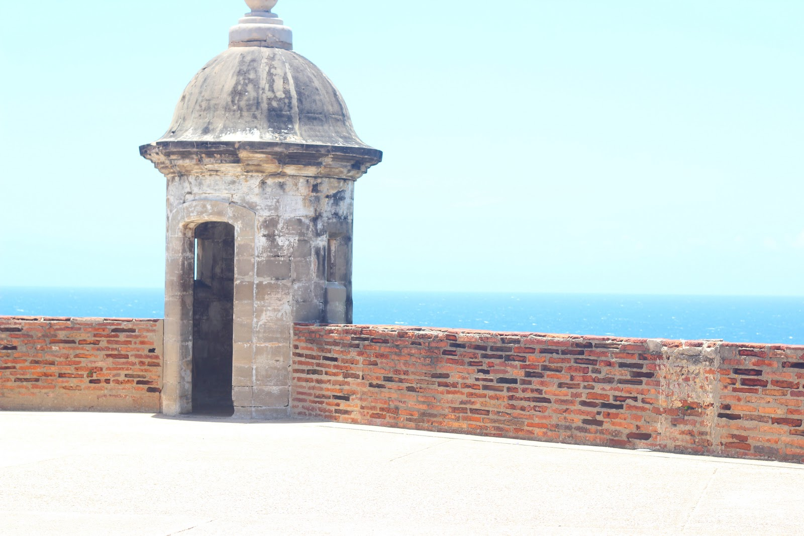 Fortress in Old San Juan