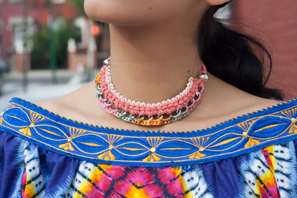 """Giveaway for a Shop BRIKA """"Andrea"""" necklace by Andrea Bocchio"""