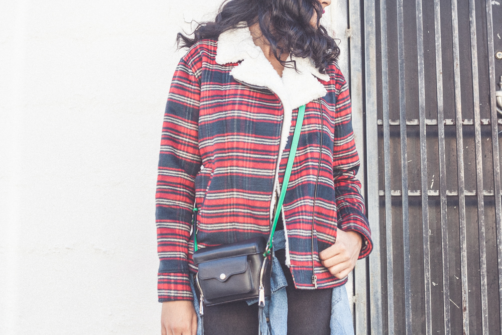 Others Follow Jacket, Rebecca Minkoff Purse