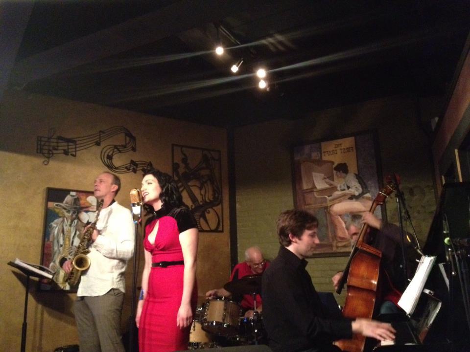 @ Degage Jazz Cafe