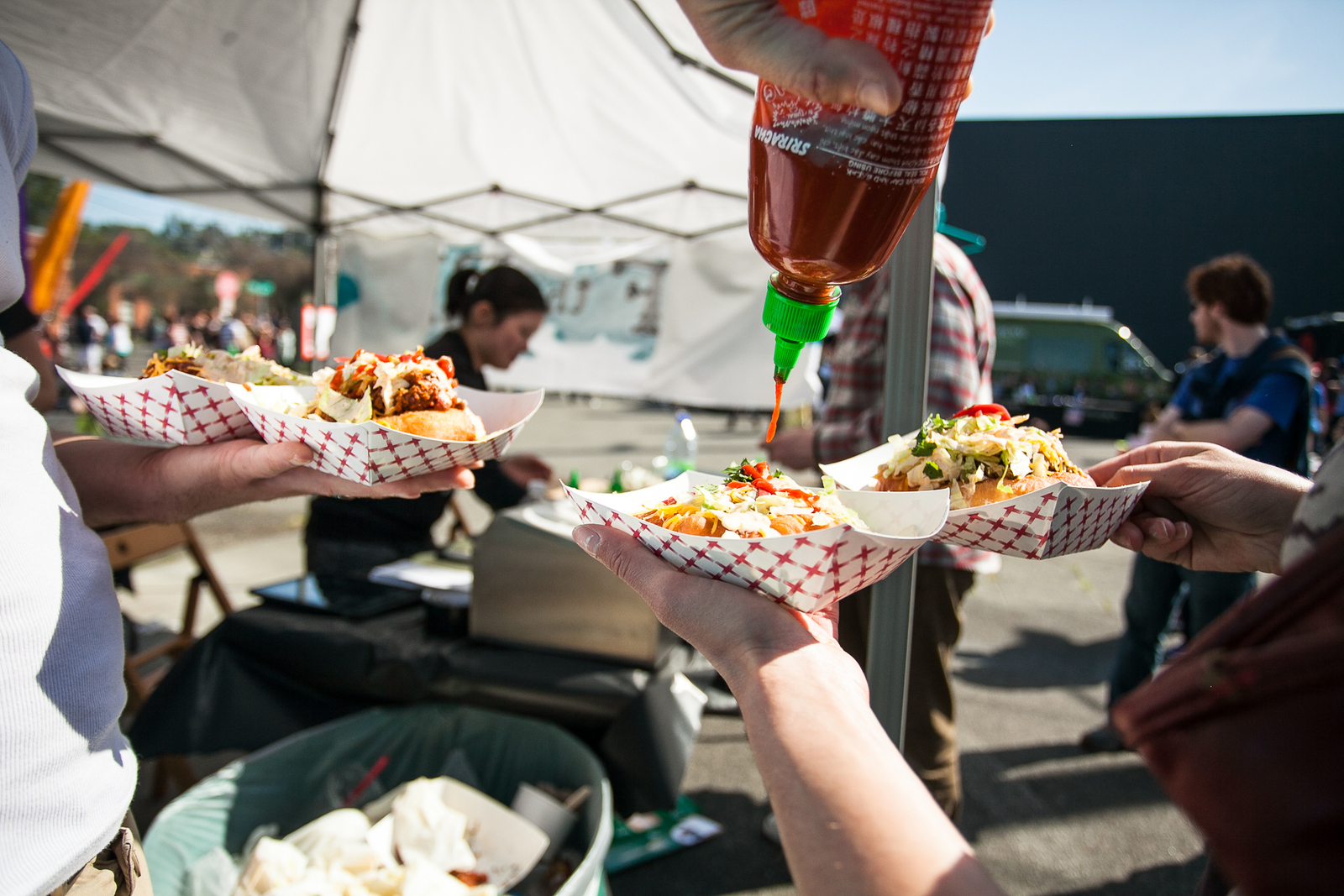 The Mobile Food Rodeo started out one September afternoon with 25 food trucks in a small parking lot in Seattle on a cool September afternoon.  In just three years, it has grown into the largest food truck food festival in the United States showcasing over 100 food trucks annually.The fun kick off Saturday, May 3rd for our Cinco De Mayo block party and taco truck showdown, TACO LIBRE.  In 2013, the Mobile Food Rodeo festivals attracted over87,000 people in just three daysof operation in some of Seattle's most desirable neighborhoods like Capitol Hill, South Lake Union and Fremont for an alfresco, laid, back irreverent food and beverage experience.  It has helped support over 200 small businesses by offering an affordable market place, as well as serving as an incubator for entrepreneurs to share their culinary talents within their respective communities.