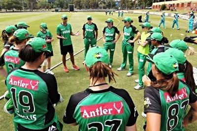 Melbourne Stars Women's Big Bash, Junction Oval, Melbourne