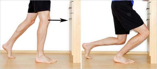 Knee to Wall Test