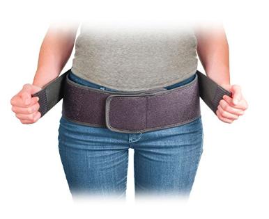 Low sitting SIJ belt