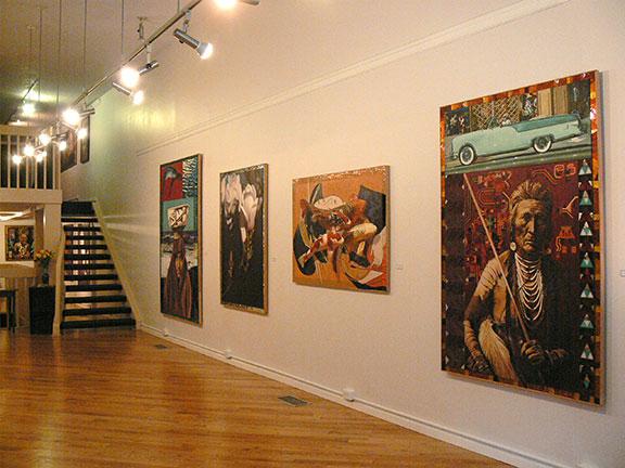 EDD COX FINE ART - GALLERY - STUDIO - IMAGINATION LAB