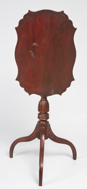 Unusual Tilt-Top Candlestand 2