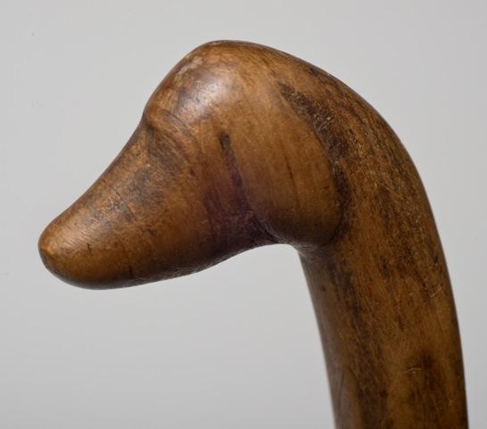 Effigy Ladle Detail