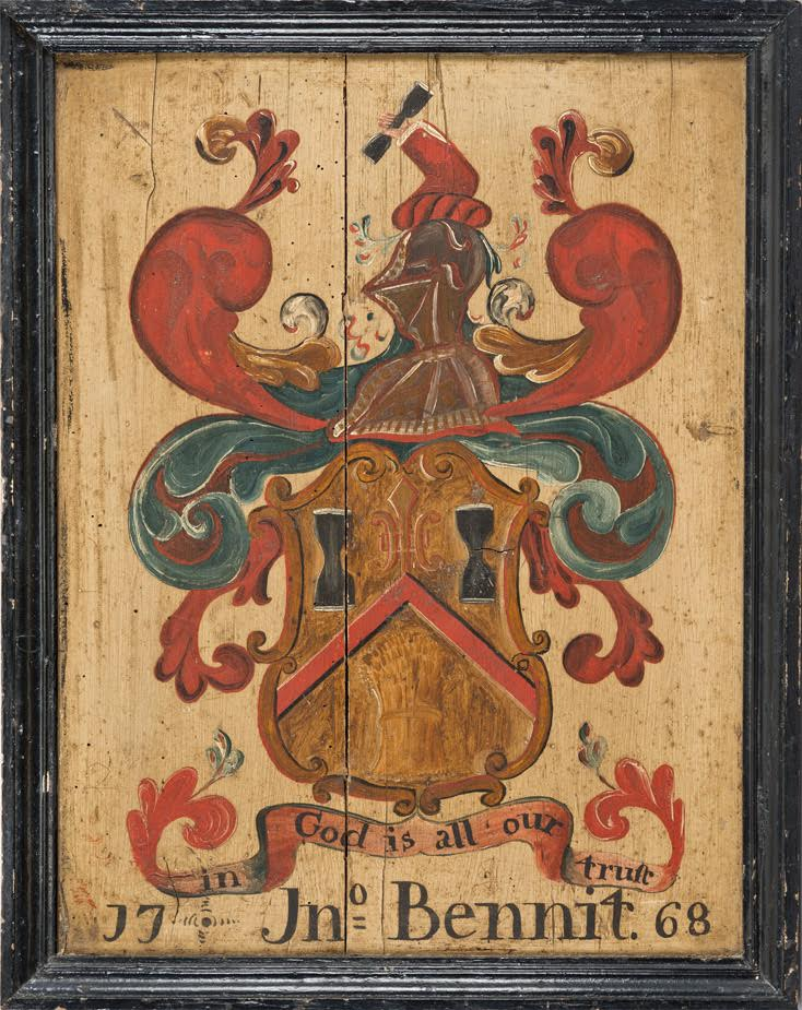 Bennit Family Coat of Arms
