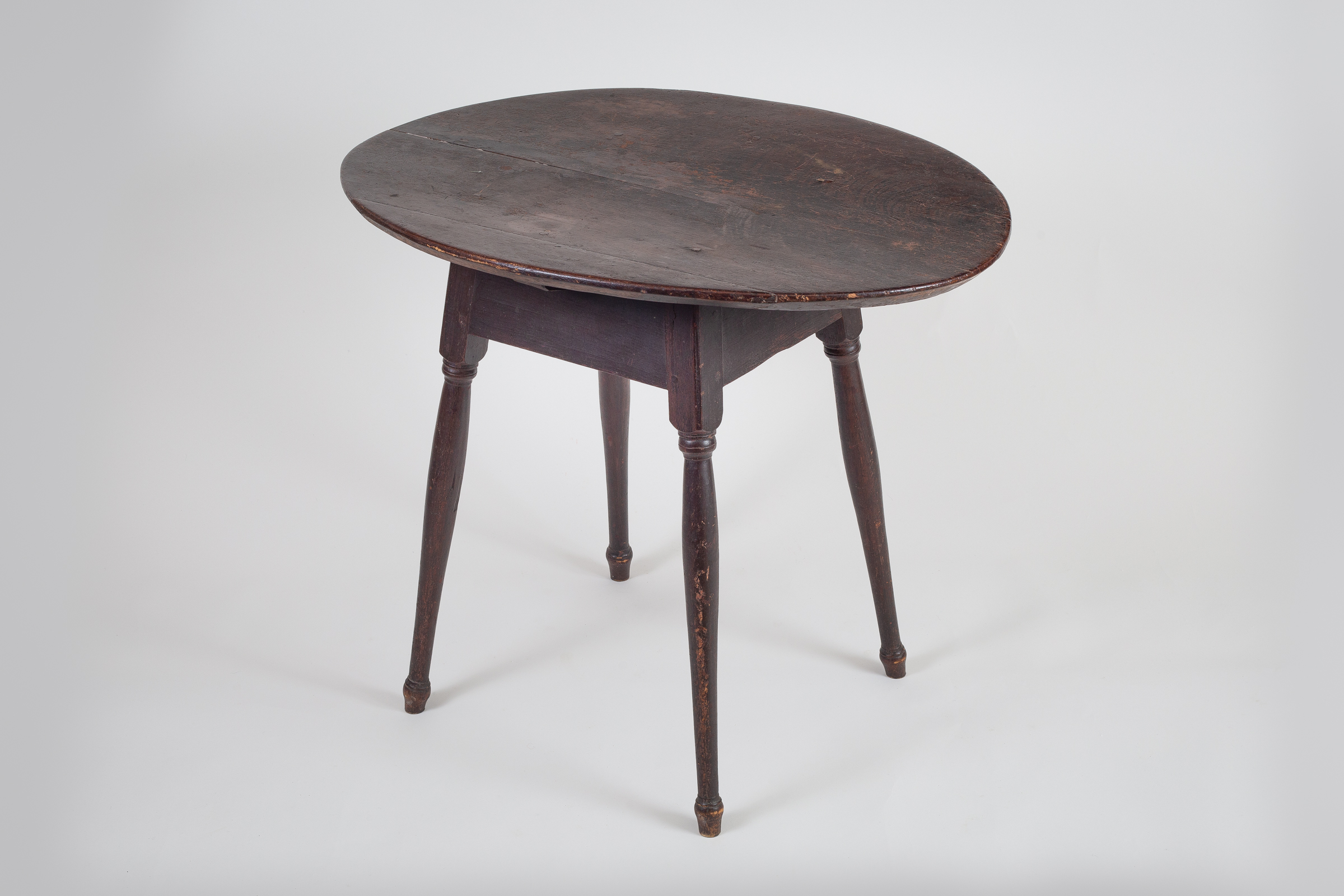 Oval Top Tea Table