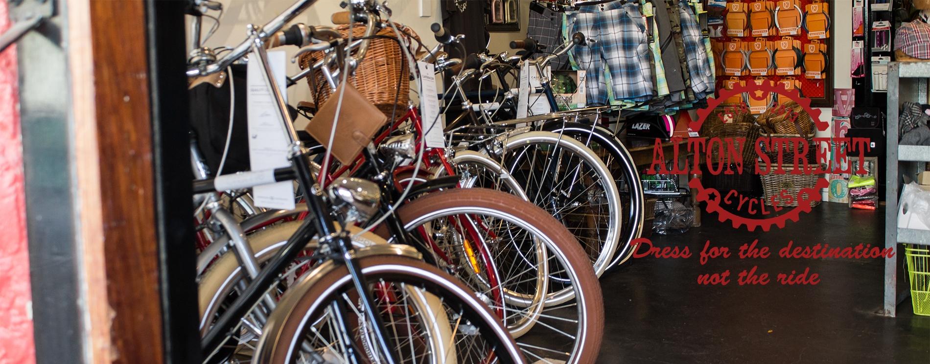 Alton St Cycles