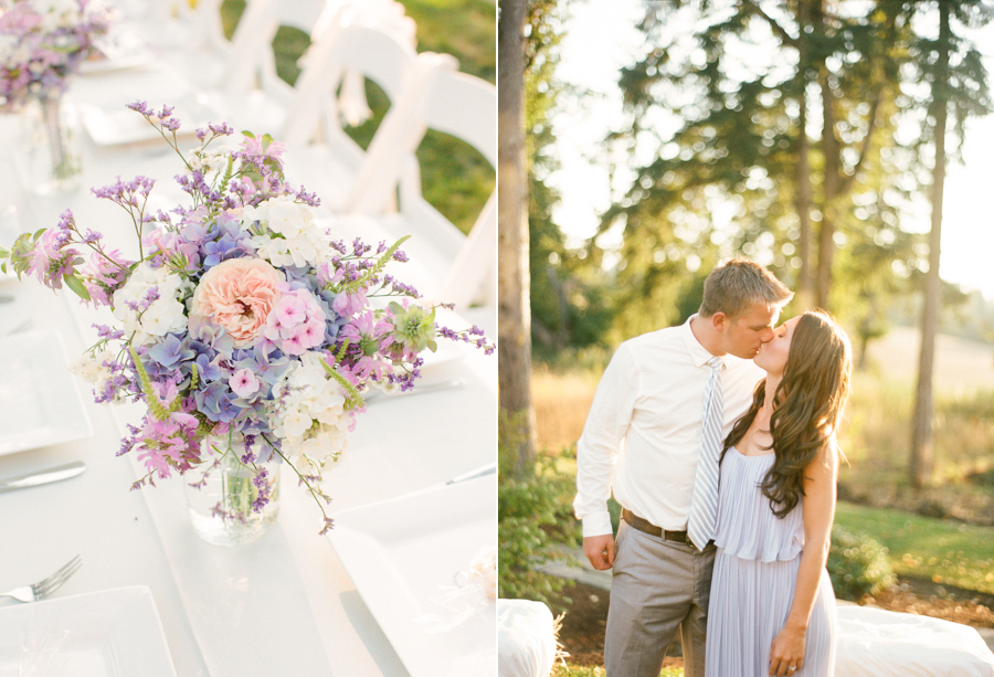Purple-and-Blue-Flowers-at-Oregon-Wedding