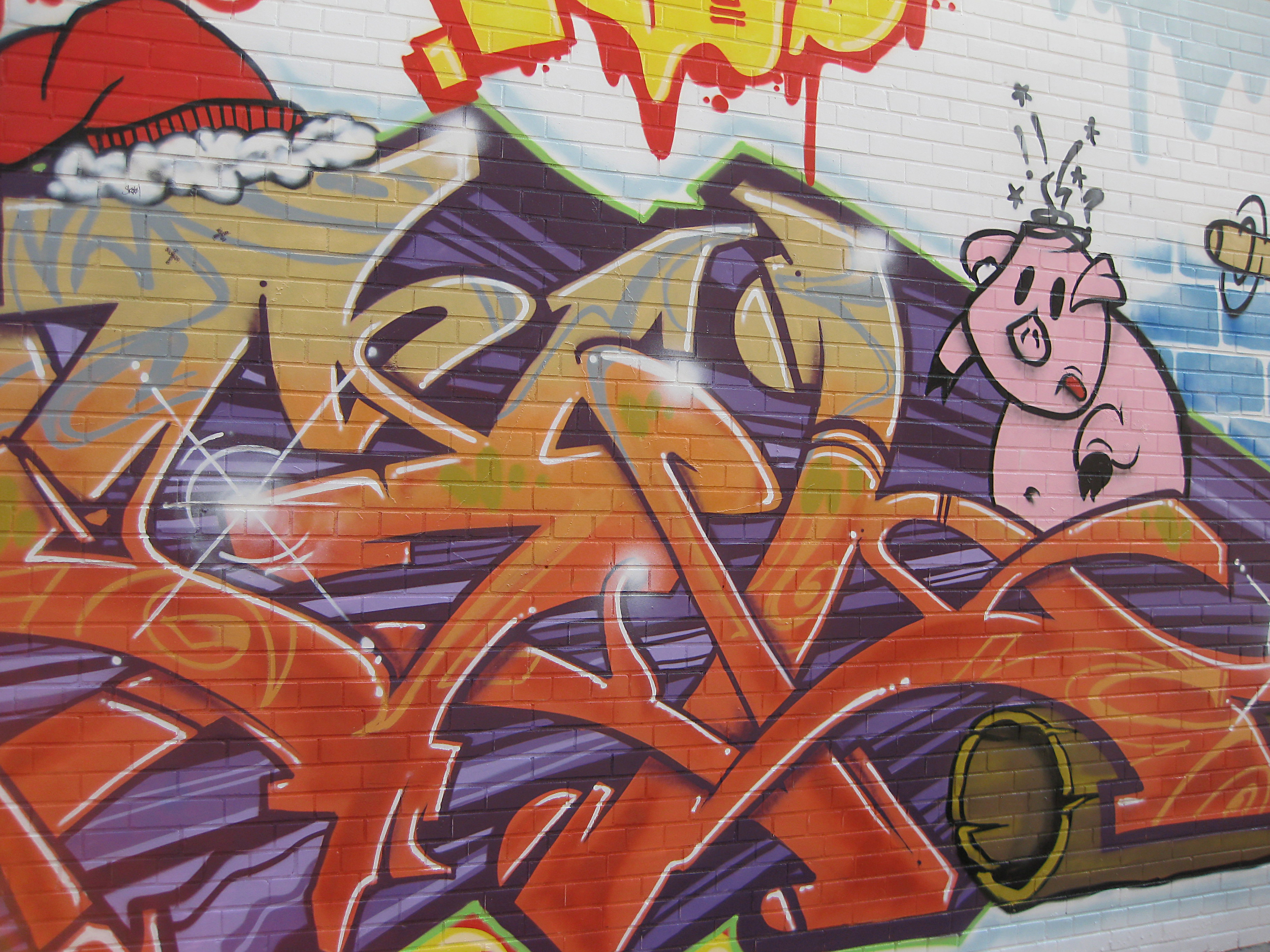 Artful Pig