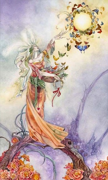 Tarot: Shadowscapes deck