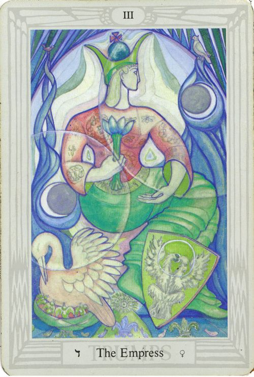 Tarot: Thoth deck