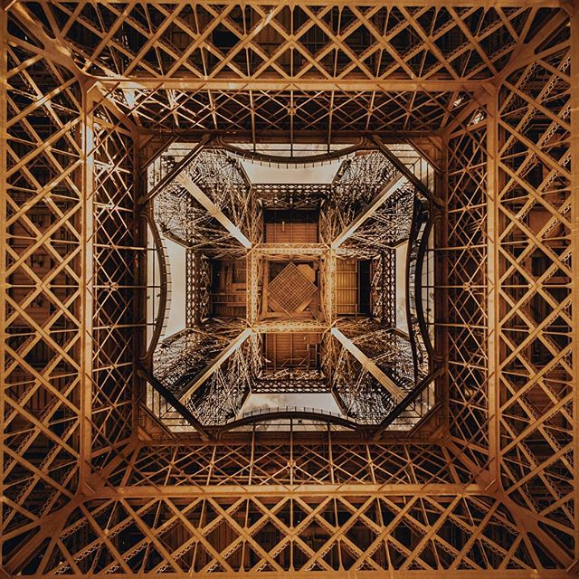 The Eiffel tower from below. #WHPsquares @instagram  Ahhh Paris. I don't have much to add to the sea of information that's already out there but if you do drop by.. go get some falafels!  Yes falafels. Their falafel game is 💯. They ahve really transformed my view of how falafels should and could be served. Fresh deep fried chickpea balls always cooked to order, cucumber, tomatoes, pickles, hummus, tahini, grilled eggplant and amba (a pickled mango sauce). And they are super cheap!  --------------------------------------------------  #squares #square #passionpassport @passionpassport #france #eiffeltower #parisjetaime #toureiffel  #visitparis #somewheremagazine  #traveldeeper #thisisparis #super_france #voyage #merveillesdefrance #beautifulmatters #hello_france #icicestparis #visitparisregion #igersfrance #igersparis #ParisCityVision