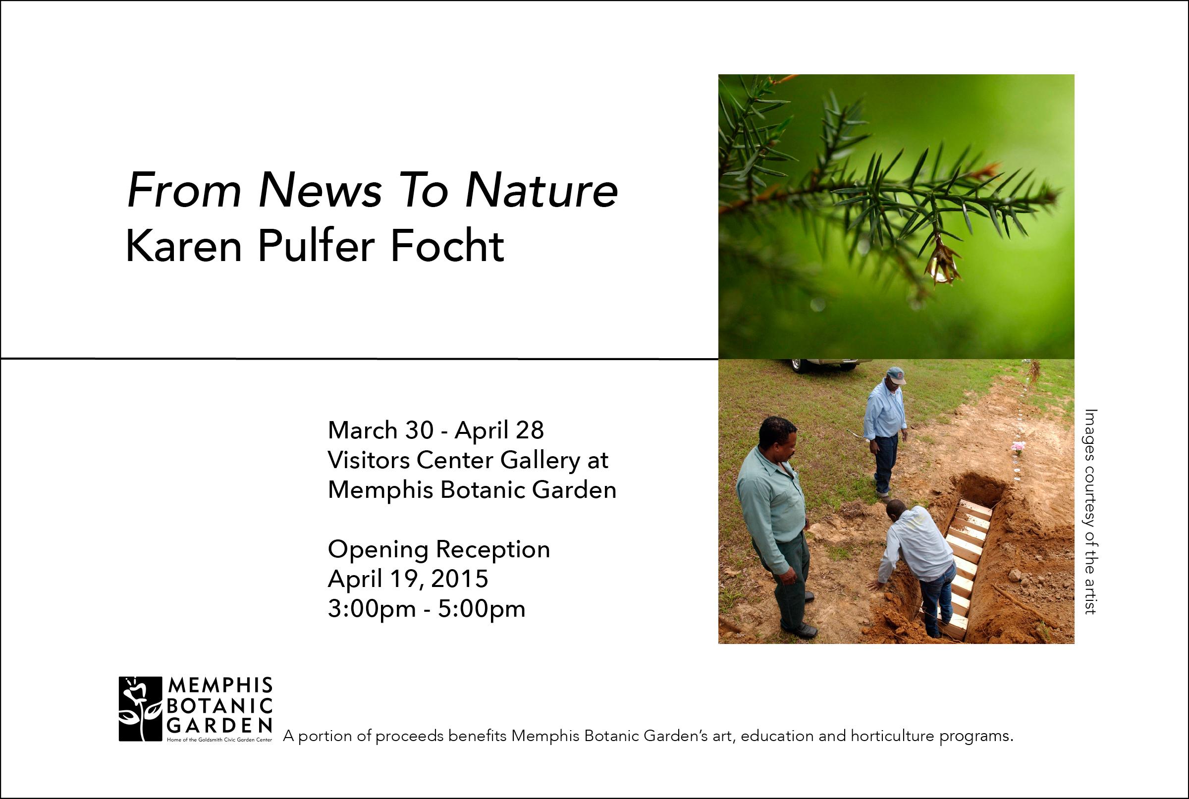 Botanic Gardens Exhibit