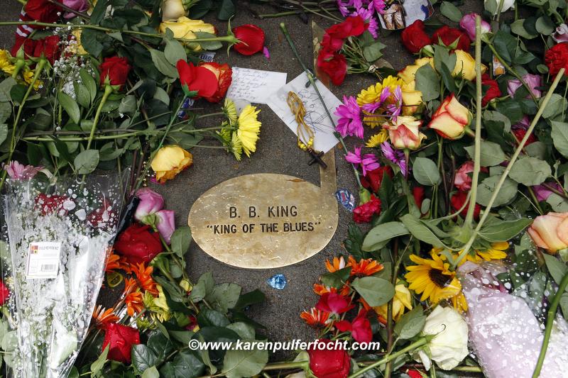 B.B. King Memorial