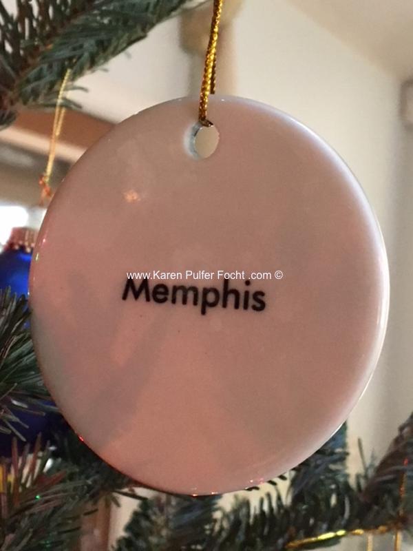 Memphis Ornaments