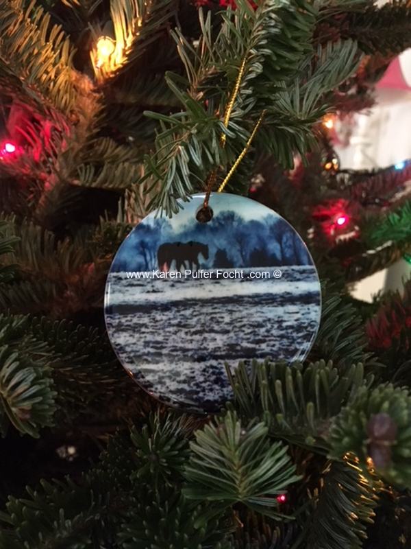 Shelby Farms Ornament