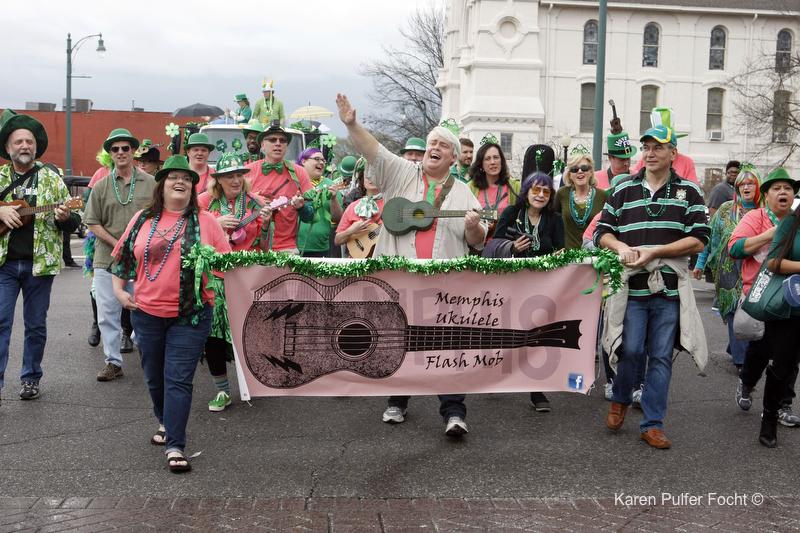 Memphis Ukulele Flash Mob ©Focht-  006.JPG