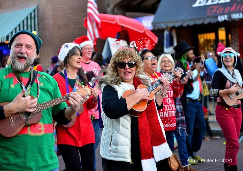 Memphis Ukulele Flash Mob ©Focht-  014.JPG