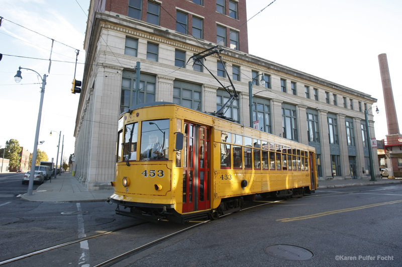 Trolley Central Station Memphis ©Focht  2057.JPG