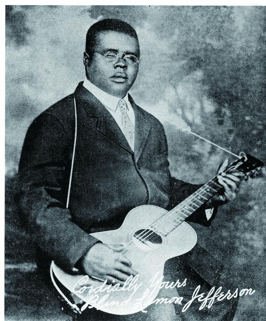Blind Lemon Jefferson (1894 - 1929)