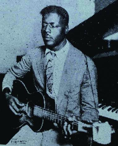 Blind Willie Johnson (1897 - 1945)
