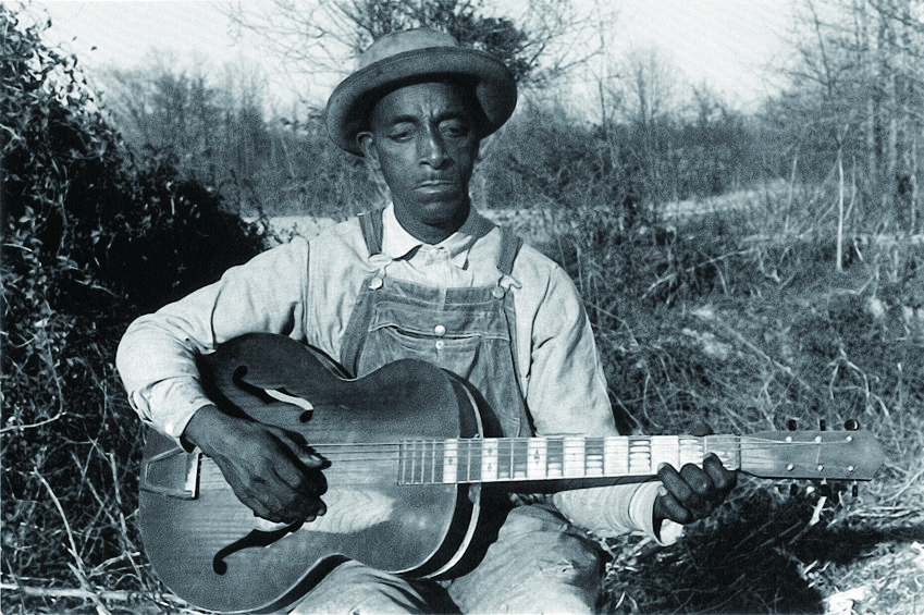 Mississippi Fred McDowell (1904 - 1972)