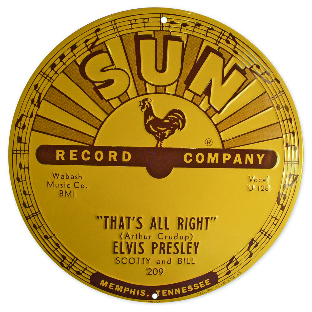 《That's All Right》,1954