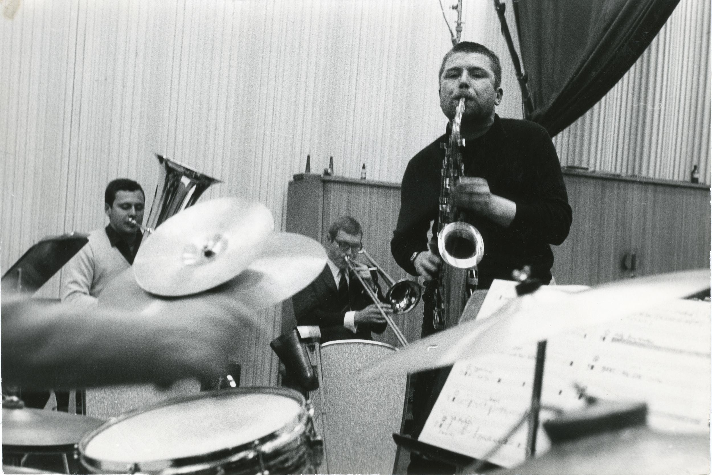 Peter Brötzmann (saxophone)