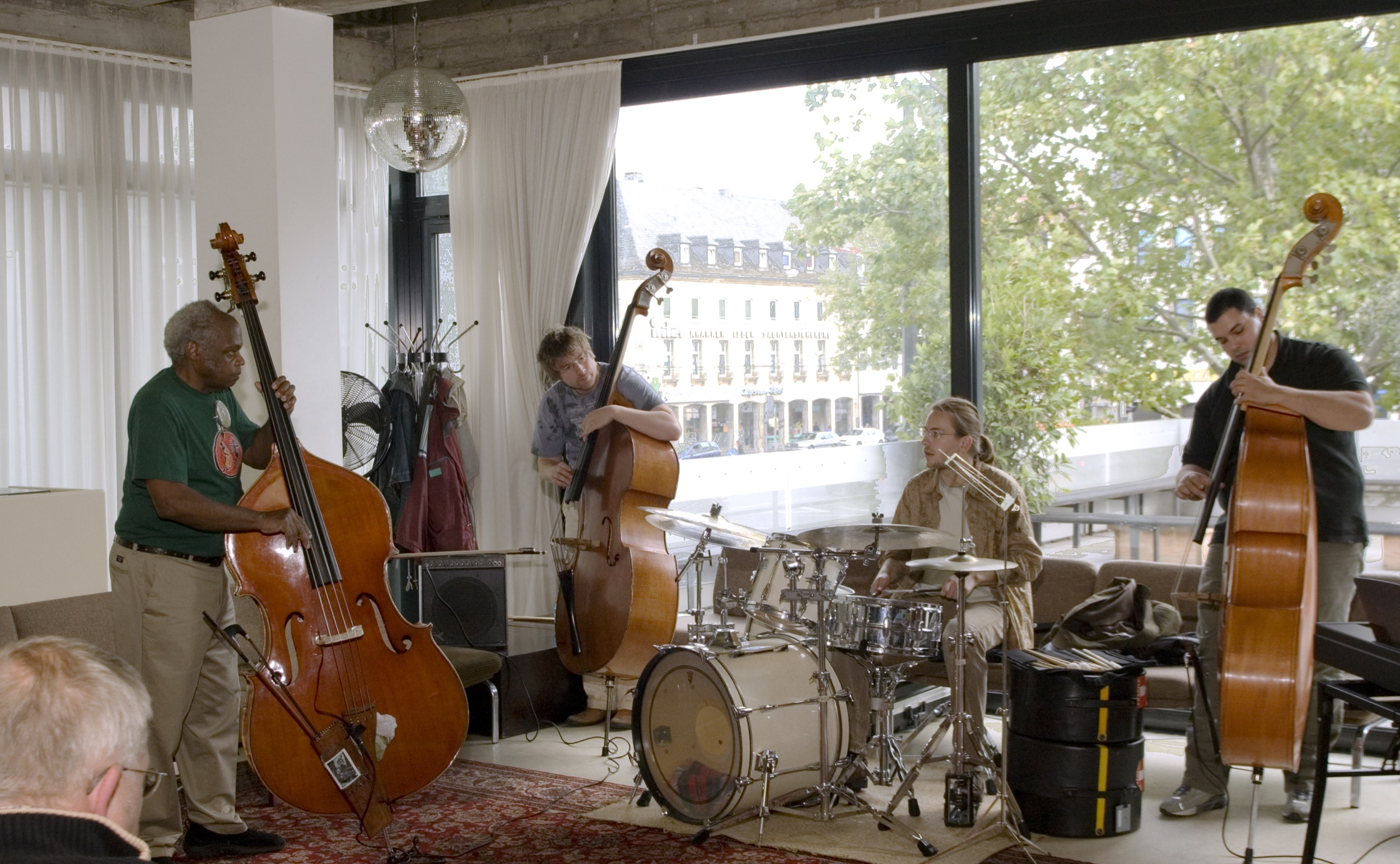 Jazz Conceptions(爵士构想)/ Workshops(工作坊)